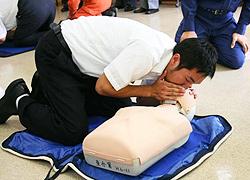 AED設置について